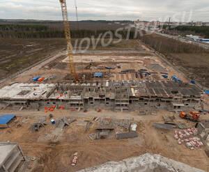 ЖК «Северный вальс»: ход строительства корпуса 2