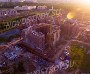 ЖК «Видный город»: ход строительства (фото из группы «Вконтакте»)