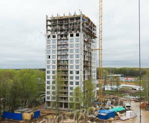 ЖК «Одинцово-1»: ход строительства корпуса 1.16