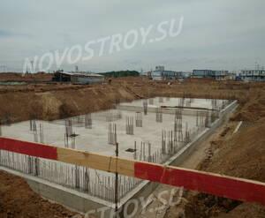 ЖК «Испанские кварталы»: ход строительства корпуса 7.2