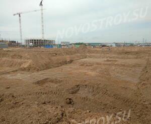 ЖК «Испанские кварталы»: ход строительства корпуса 8.2