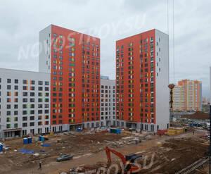 ЖК «Бунинские луга»: ход строительства корпуса 1.9.2