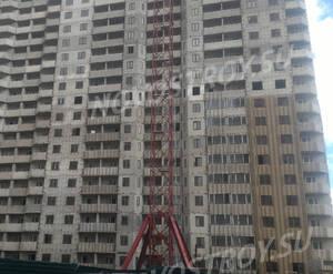 ЖК «Раменский»: ход строительства корпуса 10 (фото из группы «Вконтакте»)