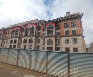 ЖК «Опалиха О3»: ход строительства дома 1