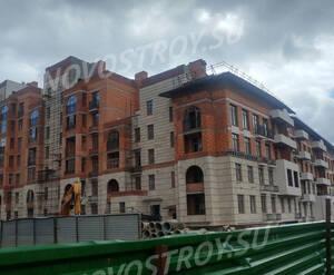 ЖК «Опалиха О3»: ход строительства дома 2