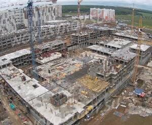 ЖК «Новые Ватутинки» (мкр. Центральный): ход строительства корпусов 10.1, 10.2
