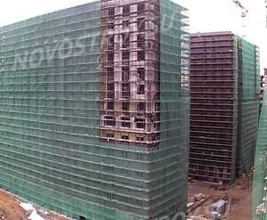 ЖК «ЗИЛАРТ»: ход строительства дома 4