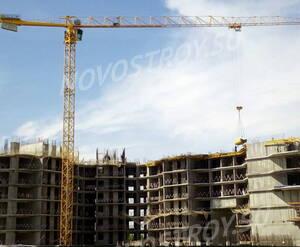 ЖК «Новое Бутово»: ход строительства корпуса 14