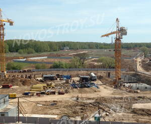 ЖК «Москва А101»: ход строительства корпуса 19