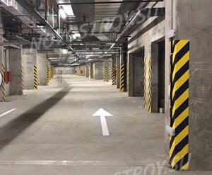 ЖК «Молодежный IV»: паркинг (фото из группы «Вконтакте»)