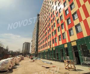 МФК «Cleverland»: ход строительства