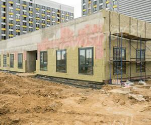 ЖК «Новокуркино»: ход строительства корпуса 47Г