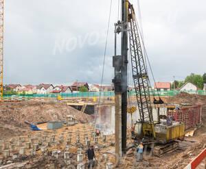 ЖК «Северный»: ход строительства корпусов 9, 10