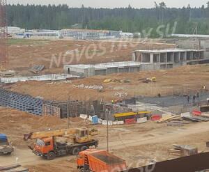 ЖК «Красногорский»: ход строительства корпуса 19