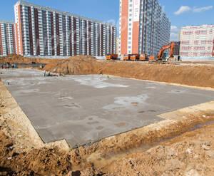 ЖК «Восточное Бутово»: ход строительства корпусов 17, 18