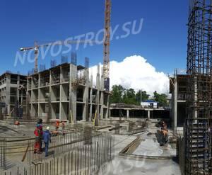Квартал «Тетрис»: ход строительства (фото из группы «Вконтакте»)