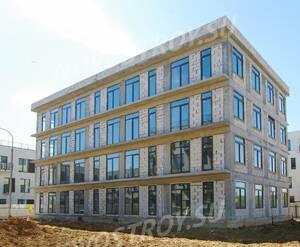 Малоэтажный ЖК «Южная Долина»: ход строительства корпуса 8