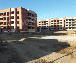 Малоэтажный ЖК «Малая Истра»: ход строительства корпуса 11 (фото из группы «Вконтакте»)