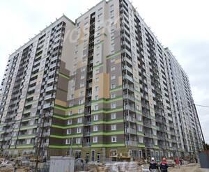 ЖК UP-квартал «Новое Тушино»: ход строительства корпуса 2