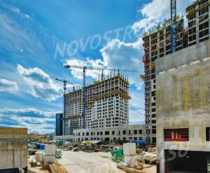 ЖК «Маяковский»: ход строительства