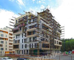 ЖК «Загородный квартал»: ход строительства дома 5