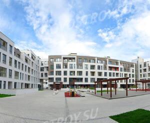 ЖК «Загородный квартал»: детская площадка на территории комплекса