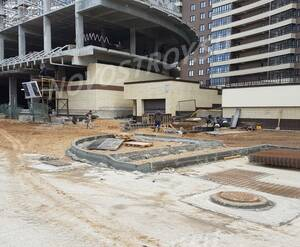 ЖК «Парковые Аллеи»: ход строительства корпуса 5