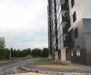 ЖК «Новый Ногинск»: территория у дома 1