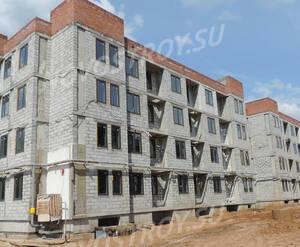 ЖК «Митино Дальнее»: ход строительства дома 13
