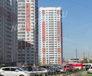 ЖК «Красная Горка» (Люберцы): ход строительства корпуса 53