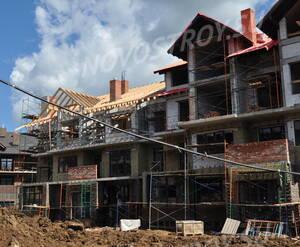 Малоэтажный ЖК «Сказка»: ход строительства корпуса 53