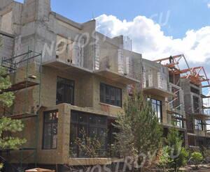 Малоэтажный ЖК «Сказка»: ход строительства корпуса 57