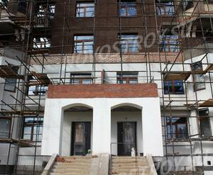 ЖК «Две столицы»: ход строительства дома 15