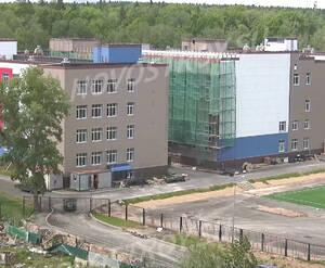ЖК «Лесной городок» (Одинцово): ход строительства школы