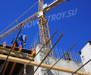 ЖК «Дом на набережной»: ход строительства