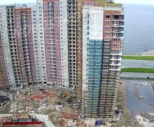 ЖК «Паруса»: ход строительства