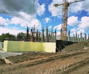 МФК «Нахимовский 21»: ход строительства