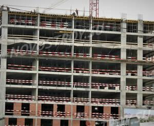 МФК «ВТБ Арена Парк»: ход строительства