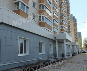 ЖК «Некрасовский»: благоустройство придомовой территории (фото из группы «Вконтакте»)