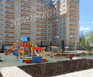 ЖК «Некрасовский»: детская площадка на территории комплекса (фото из группы «Вконтакте»)