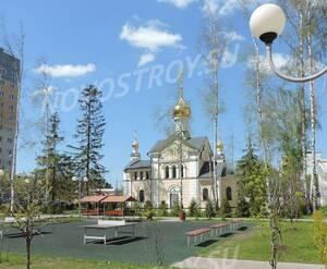 ЖК «Некрасовский»: церковь рядом с комплексом (фото из группы «Вконтакте»)