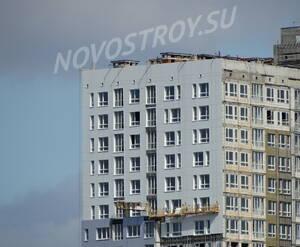 ЖК «Утёсов»: ход строительства