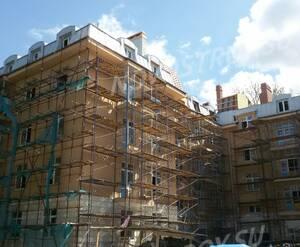 Малоэтажный ЖК «Pushkin House»: ход строительства
