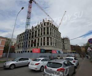 ЖК «Монополист»: ход строительства
