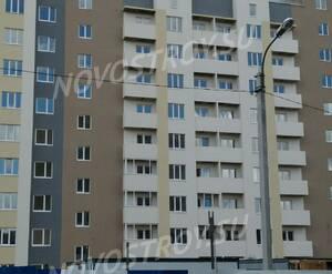 ЖК «Дом на улице Красных Военлетов»: ход строительства 2 очереди из группы Вконтакте