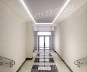 ЖК «Жемчужный берег»: дизайн холлов из группы Вконтакте