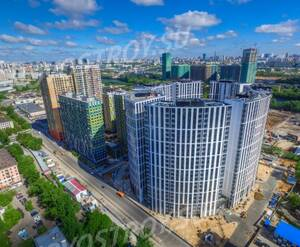 МФК «Фили Град-2»: ход строительства 2 квартала
