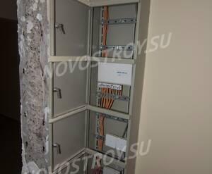 ЖК «Солнечный» (Раменское): распределительная коробка в доме 2 очереди (фото из группы «Вконтакте»)