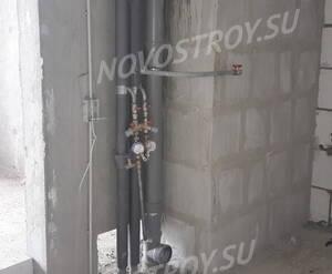ЖК «О7»: комплекс подключен к системам газоснабжения
