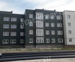 Малоэтажный ЖК «Болтино»: ход строительства корпуса 1.1